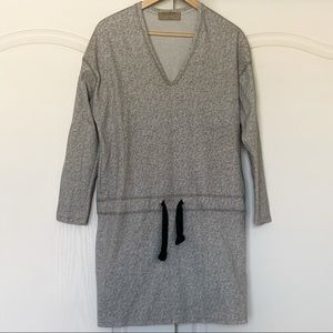 ZARA winter dress with long sleeves